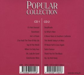 POPULAR COLLECTION 10 - 2x CD s doprovodem