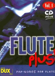 FLUTE PLUS !  vol. 1 + CD