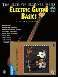 UBS ELECTRIC  GUITAR BASIC MEGAPAK DVD