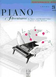 The FJH Music Company INC. Piano Adventures - Performance Book 2A