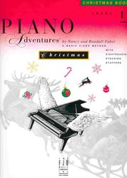 Piano Adventures - Christmas Book 1