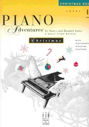 The FJH Music Company INC. Piano Adventures - Christmas Book 4