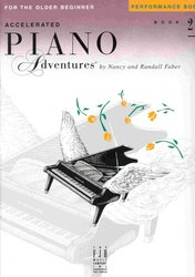 The FJH Music Company INC. Piano Adventures - Performance Book 2 - Older Beginners