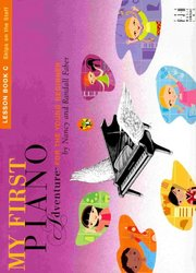 My First Piano Adventures - Lesson Book C