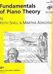 Neil A.Kjos Music Company Fundamentals of Piano Theory 4