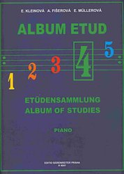 Album etud 4                       piano
