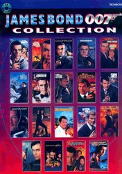 James Bond 007 - Collection + CD / trombon (pozoun)