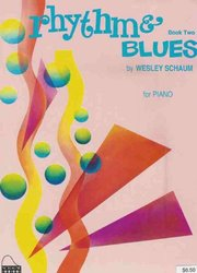 RHYTHM AND BLUES  book 2