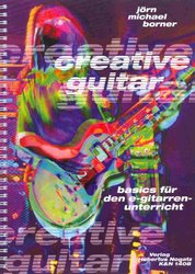 CREATIVE GUITAR + CD / kytara + tabulatura