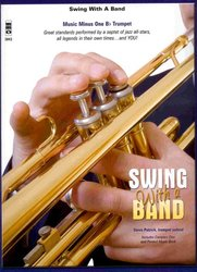 SWING WITH A BAND + CD / trumpeta