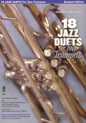 18 Jazz Duets for Two Trumpets + CD