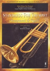 Standards for Trumpet 5 + CD / trumpeta, klarinet, tenorový (sopránový) saxofon