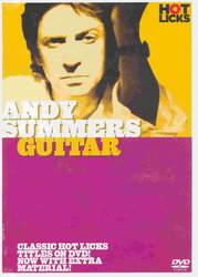 Andy Summers Guitar - DVD