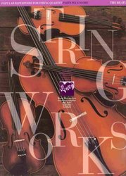 Chester Music Stringworks: The Beatles 1 - popular repertoire for string quartet / partitura + party