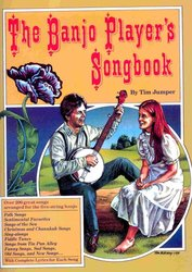 The Banjo Player's Songbook (over 200 great songs) / banjo + tabulatura