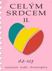 CELÝM SRDCEM II (62-105) - součané české chvalozpěvy - zpěv akordy c28e3dd154a