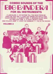 Warner Bros. Publications COMBO SOUNDS - BIG BAND v2 / Bb instruments trios