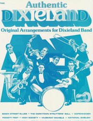 AUTHENTIC DIXIELAND - COLLECTION  dixieland band (8ks)