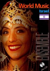 WORLD MUSIC - ISRAEL + CD    easy school ensemble