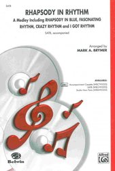 RHAPSODY IN RHYTHM / SATB