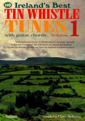 110 Ireland's Best Tin Whistle Tunes 1 // melodie / akordy