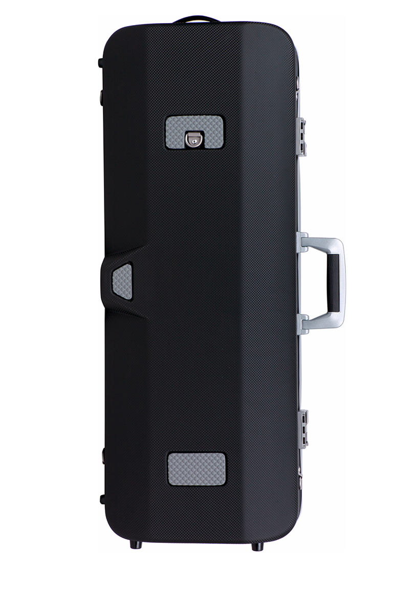 BAM Cases Panther Hightech oblong - Viola case without pocket PANT2201XLG