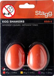 Stagg Shaker EGG-2 OR