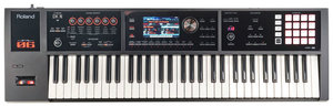 Roland FA-06 - workstation