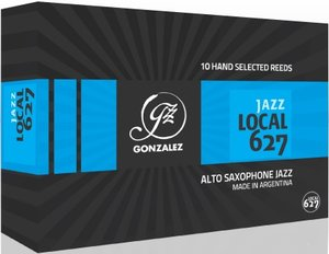 Gonzalez Blatt Alt -Saxophon Local 627 JAZZ -2