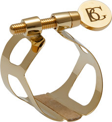 BG Franck Bichon BG strojek pro basklarinet Tradition Gold Plated L91