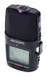 ZOOM H2n Handy recorder next