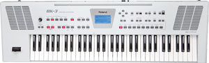 Roland BK-3 WH - Backing Keyboard