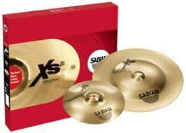 Sabian XS20 Effects Pack