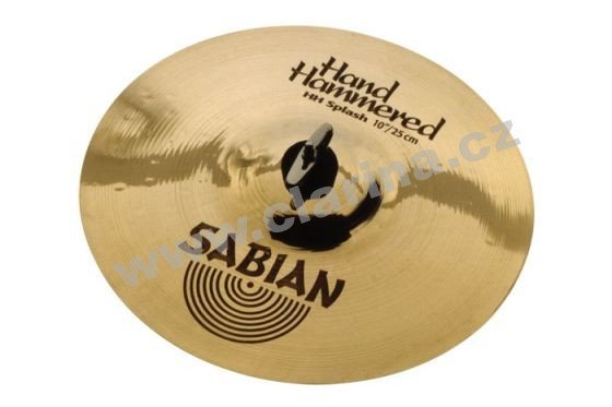 "Sabian HH 10"" Splash"