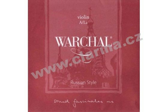 Warchal Russian Style - A struna pro housle