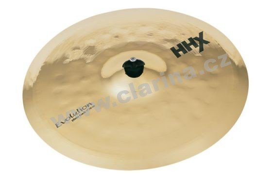 "Sabian HHX 17"" Evolution Effeks Crash brilliant"