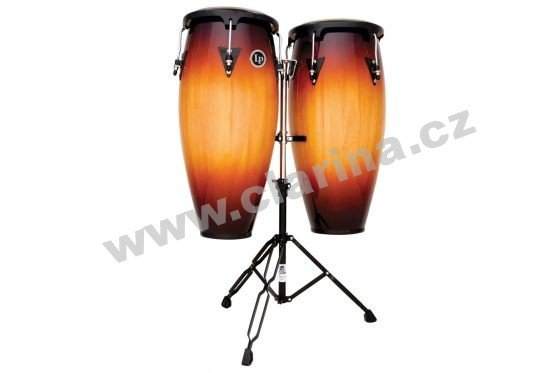 Latin Percussion Aspire Wood Conga Sets LPA647-VSB