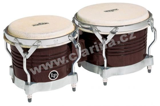 Latin Percussion Matador Wood Bongos M201