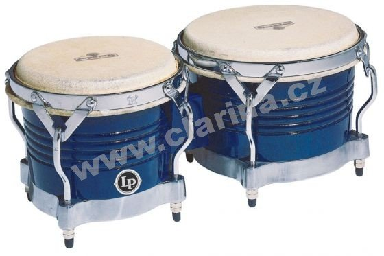 Latin Percussion Matador Wood Bongos M201-BLWC