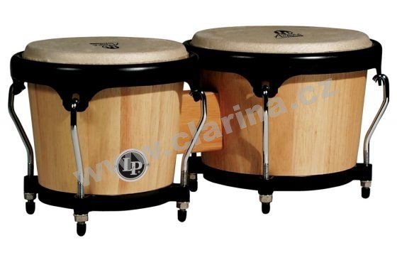 Latin Percussion Aspire Wood Bongos LPA601-AW