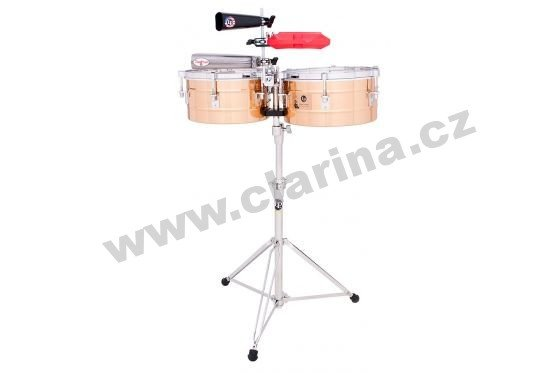 Latin Percussion Tito Puente Timbales LP255-BZ