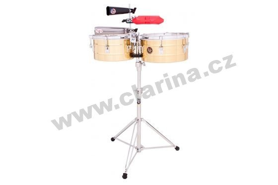 Latin Percussion Tito Puente Timbales LP255-B
