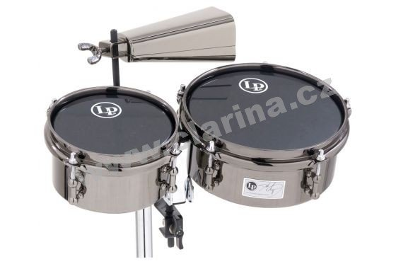Latin Percussion John Dolmayan Mini Timbales Pack LP845-JD