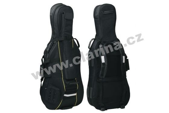 FACTS TURTLE Cello - bag CS 25 - obal na 4/4 violoncelo