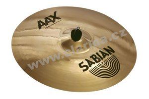 "Sabian AAX 17"" Stage Crash brilliant"