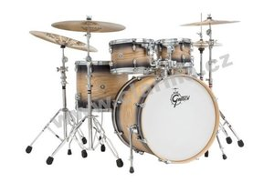 Gretsch Catalina Ash - Black Natural Burst