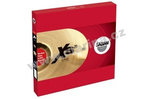 Sabian XS20 2-Pack Set