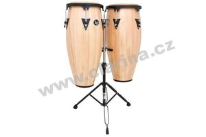 Latin Percussion Aspire Wood Conga Sets LPA646-AW