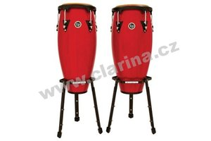 Latin Percussion Aspire Wood Conga Sets LPA646B-RW