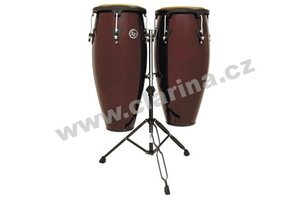 Latin Percussion Aspire Wood Conga Sets LPA647-DW